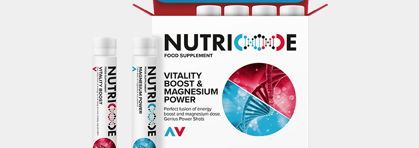 Vitality Boost & Magensium Power