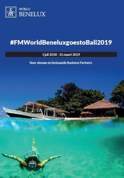 Met FM World Benelux naar Bali - Kwalificeer je voor deze prachtige reis